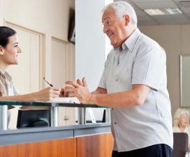 recepcionistas institucion salud trabajo rosario