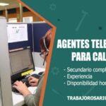 agentes telefonicos para call center trabajo rosario
